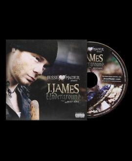 jessemader-j.james-underground-cd