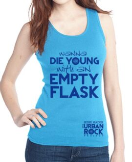 jesse-mader-urban-rock-die-young-flask-blue-tank-women