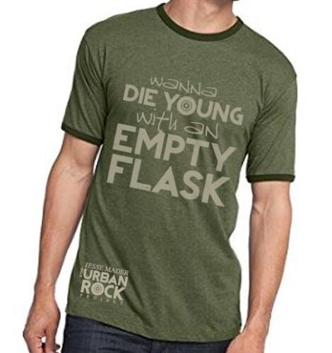 jesse-mader-urban-rock-die-young-flask-men-green-olive-tee-shirt