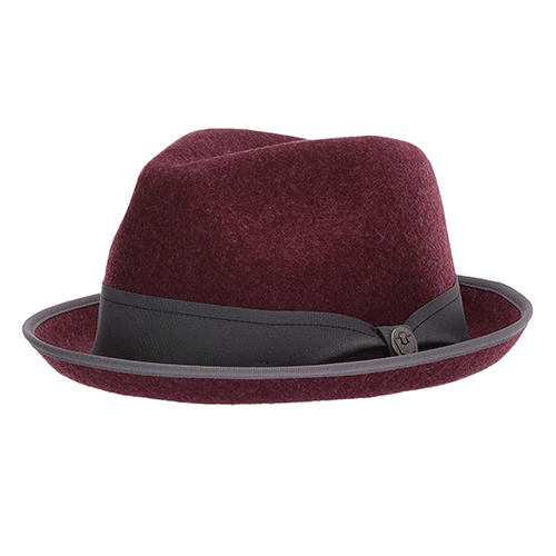 Dr-Tumbletys-Apothecary-Inspired-by-Spirits-Distilling-Co-Goorin-Bros-Pittsburgh_Solid-Work-fedora-maroon-prohibition-al-capone-gatsby-bonnie-clyde