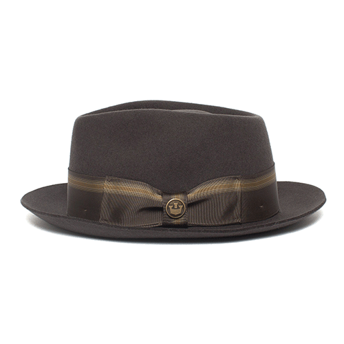 Dr-Tumbletys-Apothecary-Inspired-by-Spirits-Distilling-Co-Goorin-Bros-Pittsburgh-star-boy-charcoal-hat-men-women-style-fashion-grey-gray-fedora-gangster-band-bow-pinched-wool-teardrop-short-brim