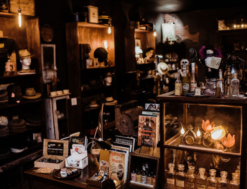 Dr. Tumblety's Apothecary and Tasting Lounge is a new business with an old-fashioned vibe – NextPittsburgh.com