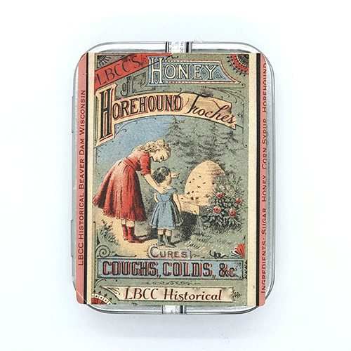 Dr-Tumbletys-Apothecary-inspired-by-spirits-distilling-company-Pittsburgh-LBCC-historical-honey-horehound-cough-drops-lozenges-mint-sore-throat-original-recipe