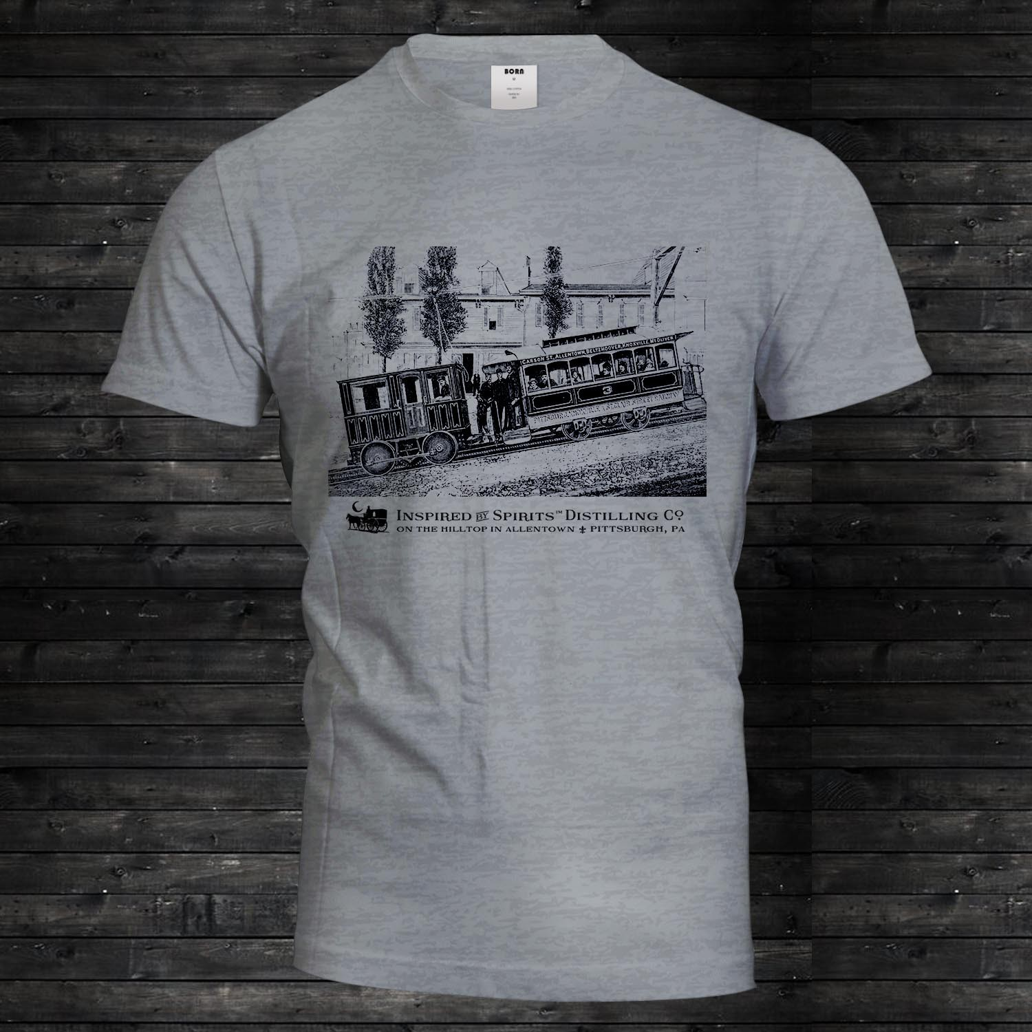 Dr-Tumbletys-Apothecary-inspired-by-spirits-distilling-company-Pittsburgh-allentown-hilltop-allentown-5-five-generations-streetcar-tee-T-heather-grey