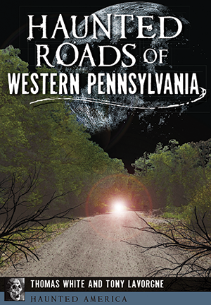 Dr-Tumbletys-Apothecary-inspired-by-spirits-distilling-company-Pittsburgh-arcadia-publishing-book-paperback-history-haunted-roads-of-western-pennsylvania-thomas-white-tony-lavorgne-blue-mist-road-shades-of-death-urban-legend-folklore-lore-legends