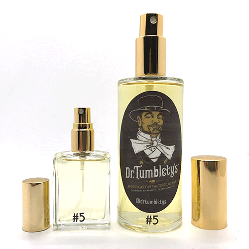 Dr-Tumbletys-Apothecary-inspired-by-spirits-distilling-company-Pittsburgh-bourbon-french-parfums-new-orleans-la-nola-louisiana-french-quarter-custom-fragrance-perfume-cologne-number-five-5