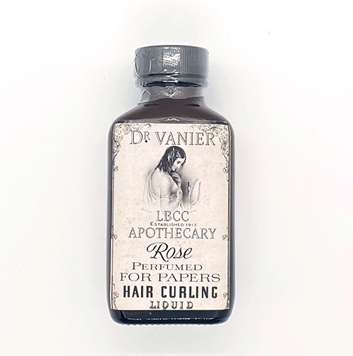 Dr-Tumbletys-Apothecary-inspired-by-spirits-distilling-company-Pittsburgh-hachette-book-group-LBCC-historical-natural-original-recipe-vintage-cosmetics-dr-vanier-hair-curling-liquid-1912-rose-water-setting-victorian