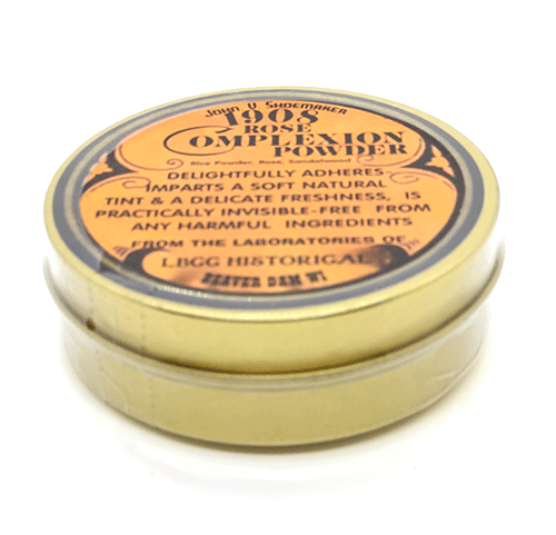 Dr-Tumbletys-Apothecary-inspired-by-spirits-distilling-company-Pittsburgh-lbcc-historical-original-recipe-authentic-vintage-loose-light-rose-retro-spa-gift-rose-complexion-powder-1908