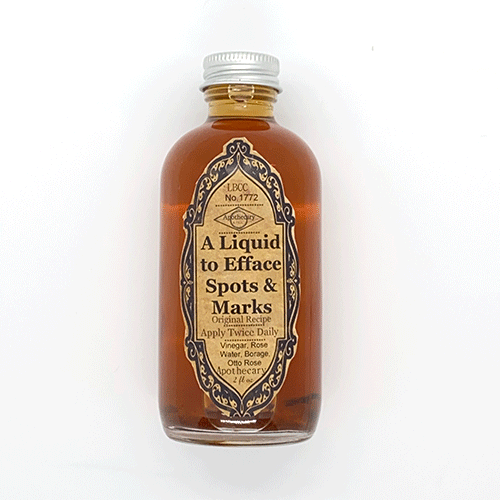 Dr-Tumbletys-Apothecary-inspired-by-spirits-distilling-company-Pittsburgh-lbcc-historical-original-recipe-authentic-vintage-natural-1772-astringent-borage-complexion-blemish-retro-cosmetics-vinegar-rose