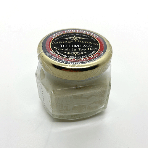 Dr-Tumbletys-Apothecary-inspired-by-spirits-distilling-company-Pittsburgh-lbcc-historical-original-recipe-authentic-vintage-natural-hastings-ointment-scotland-wounds-healing-soothing-blisters-scrapes-burns-organic-retro-cosmetics-medicinal