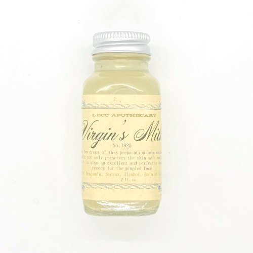 Dr-Tumbletys-Apothecary-inspired-by-spirits-distilling-company-Pittsburgh-lbcc-historical-original-recipe-authentic-vintage-natural-virgins-milk-toilette-acne-lotion-1825-retro-cosmetics