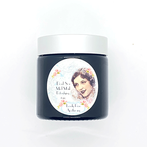 Dr-Tumbletys-Apothecary-inspired-by-spirits-distilling-company-Pittsburgh-lovely-rose-apothecary-detoxifying-mud-mask-skin-cleansing-exfoliating-facial-face-dead-sea-salt-retro-cosmetics-vintage-victorian