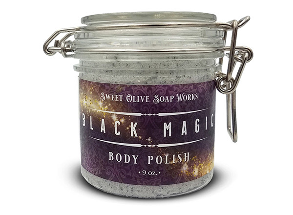 Dr-Tumbletys-Apothecary-inspired-by-spirits-distilling-company-Pittsburgh-sweet-olive-soap-works-company-new-orleans-body-polish-black-magic-bath-shower-scrub-exfoliate