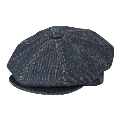 Dr-Tumbletys-Apothecary-Inspired-by-Spirits-Distilling-Co-New-York-Hat-and-Cap-Company-Pittsburgh_denim-newsboy-cap-gatsby-cabbie-driving-apple-jack