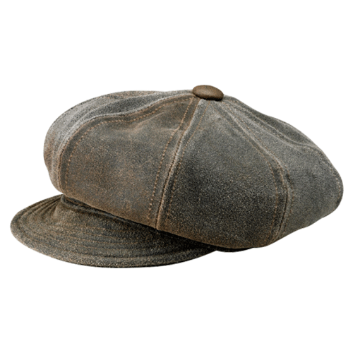 Dr-Tumbletys-Apothecary-Inspired-by-Spirits-Distilling-Co-New-York-Hat-and-Cap-Company-Pittsburgh_Antique-Leather-Spitfire-Brown-newsies-newsboy