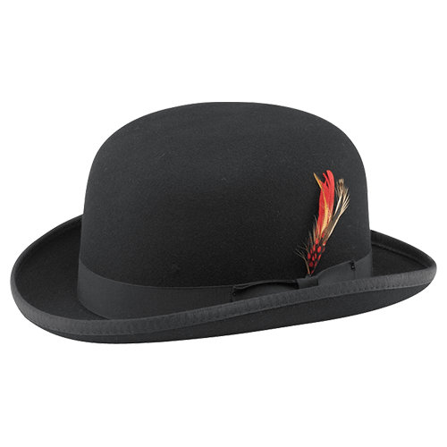 Dr-Tumbletys-Apothecary-Inspired-by-Spirits-Distilling-Co-New-York-Hat-and-Cap-Company-Pittsburgh_Classic-Derby-Bowler-Black-Victorian-hat-NY-curled-brim
