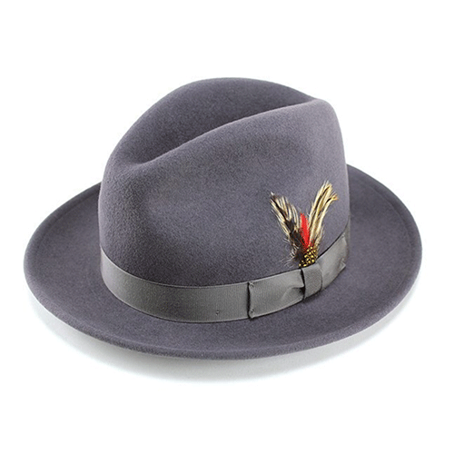 Dr-Tumbletys-Apothecary-Inspired-by-Spirits-Distilling-Co-New-York-Hat-and-Cap-Company-Pittsburgh_the-gangster-fedora-wool-felt-al-capone-scarface-roaring-20s-Grey-gray-bonnie-clyde-gangster