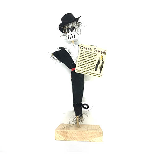 Dr-Tumbletys-Apothecary-Inspired-by-Spirits-Distilling-Co-Voo-Doo-Authentica-New-Orleans-Pittsburgh-Allentown-Hilltop-Baron-Samedi-Doll-spirit-voodoo-vodou-bawon-sanmdi-blessed-practitioner-bourbon-street-french-quarter