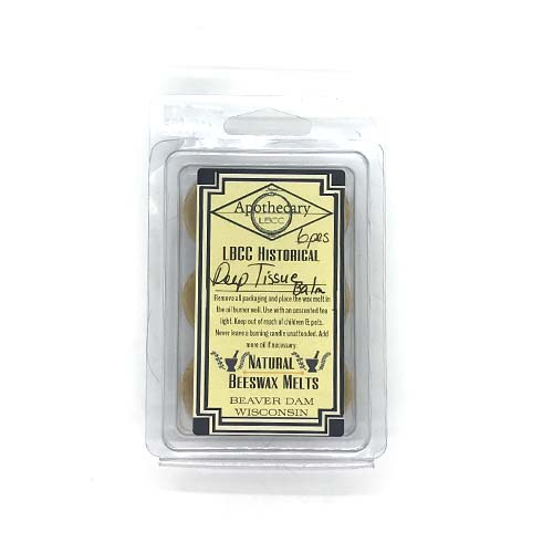 Dr-Tumbletys-apothecary-inspired-by-spirits-distilling-co-pittsburgh-pa-historical-deep-tissue-balm-6-pack-wax-melts-aromatherapy-therapeutic-marjoram-lavender-calendula-ginger