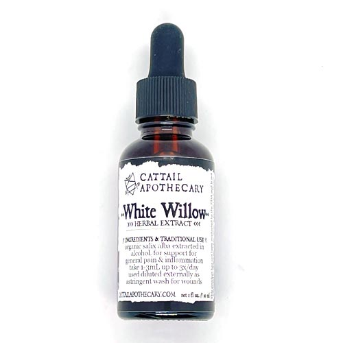 dr-tumbletys-pittsburgh-cattail-apothecary-pittsburgh-inspired-by-spirits-distilling-company-white-willow-bark-natures-aspirin-substitute-salicin-tincture-pain-management-migraine-relief-tincture-herbal-remedy-extract-inflammation-anti-rheumatic